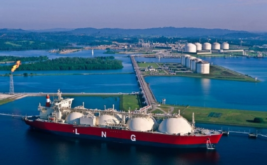 Liquefied Natural Gas. (foto: int)