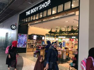 Sambut Natal The Body Shop Nipah Mal Siapkan Christmas Gift Collection.