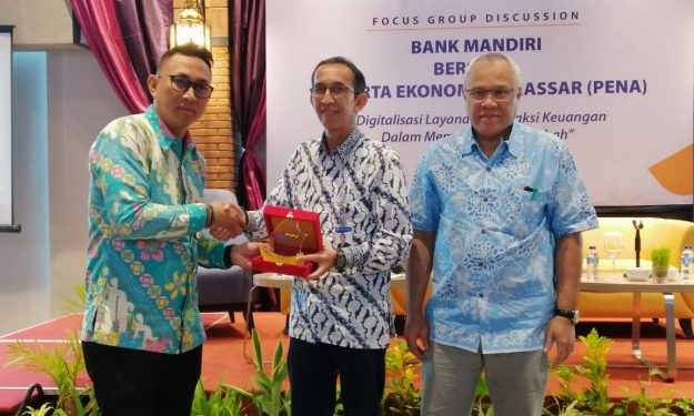 Bank Mandiri Perkuat Layanan Digital