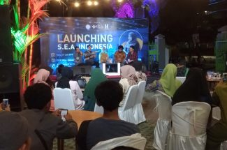 Launching SEA Indonesia , Rabu (31/7/2019).