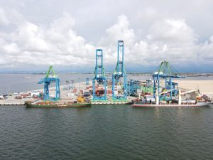 Makassar New Port.