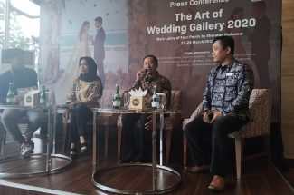 Four points by Sheraton Makassar siap menggelar The Art of Wedding Gallery 2020 di bulan maret ini.